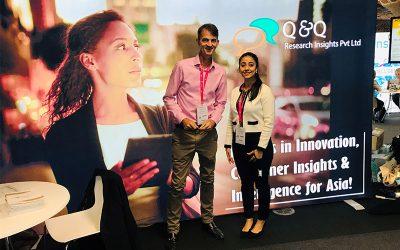 Q&Q participates in the 'Festival of Marketing' 2018 – London, UK